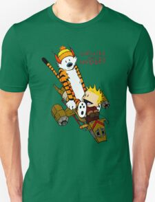 Calvin and Hobbes : Superjet T-Shirt