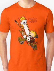 Calvin and Hobbes : Superjet T-Shirt