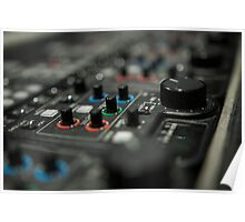 Video mixer Poster