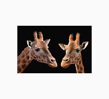 A Pair Of Giraffes Unisex T-Shirt