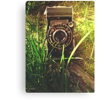 new old toy Canvas Print