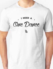 Dance - version 2 - black Unisex T-Shirt