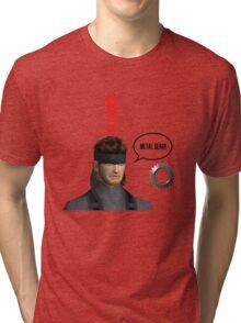 Metal Gear? Tri-blend T-Shirt