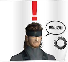 Metal Gear? Poster