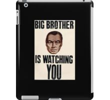 Big Brother is Watching You - 1984 Orwell iPad Case/Skin