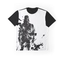 Big Boss MGS3 Graphic T-Shirt