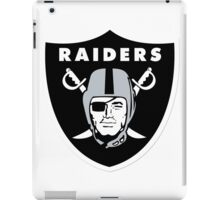 Oakland Raiders iPad Case/Skin