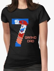 7 Grand Dad Womens Fitted T-Shirt