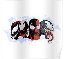 Carnage Venom Poster