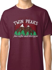 Welcome to Twin Peaks Classic T-Shirt