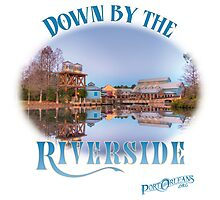 Down by the Riverside Photographic Print
