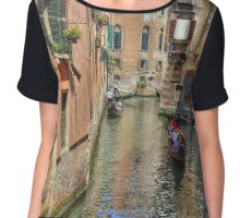 ....Venice.. where else... (click large) Chiffon Top