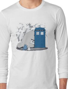 Totoro My Neigbour,Dr Who Long Sleeve T-Shirt