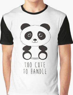 cute panda Graphic T-Shirt