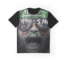 Conor Mcgregor Graphic T-Shirt