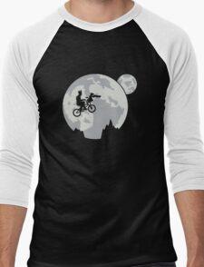 Rocket Escape Men's Baseball ¾ T-Shirt