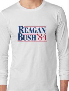 Reagan Bush Long Sleeve T-Shirt