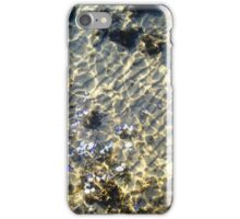 """""""Water Patterns"""" - The Beauty Of An Unspoilt Island iPhone Case/Skin"""