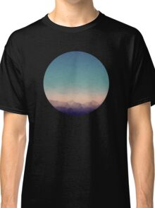 Sunset frosted  Classic T-Shirt