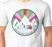 Brighten My Northern Sky  Unisex T-Shirt