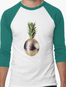 Ananas party (pineapple) Men's Baseball ¾ T-Shirt