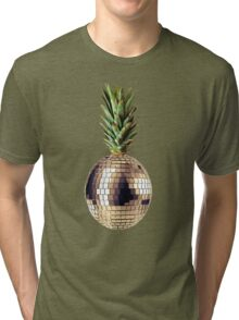 Ananas party (pineapple) Tri-blend T-Shirt