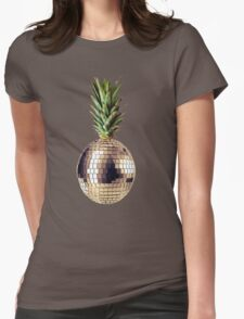 Ananas party (pineapple) Womens Fitted T-Shirt