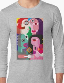 Cubista Passion Long Sleeve T-Shirt
