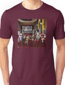 Art Deco Night Club Unisex T-Shirt