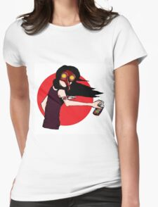 Rebel Womens Fitted T-Shirt