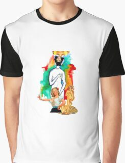 Muses Graphic T-Shirt