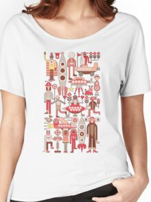 Cubista Space Women's Relaxed Fit T-Shirt