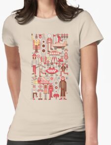 Cubista Space Womens Fitted T-Shirt
