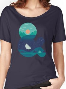 Day & Night Women's Relaxed Fit T-Shirt