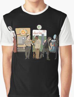 The Walking Nazi Zombie Slayers Graphic T-Shirt