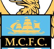 Manchester City F.C. Sticker