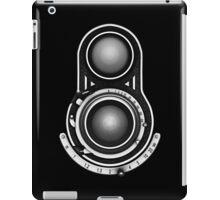 Vintage TLR Camera iPad Case/Skin
