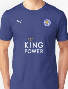 Leicester City F.C. Logo Unisex T-Shirt