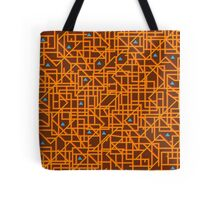 Daedalus Labyrinth Tote Bag