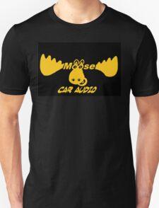 Moose Car Audio  Unisex T-Shirt