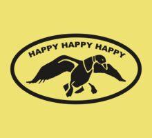 Happy happy happy Baby Tee