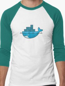 Docker Men's Baseball ¾ T-Shirt