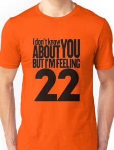 Taylor Swift 22 T Shirt Unisex T-Shirt
