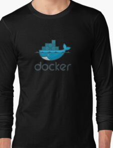 Docker Long Sleeve T-Shirt