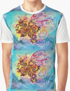 SEA DRAGON Graphic T-Shirt