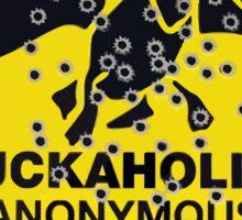 Duckaholics Anonymous Sticker