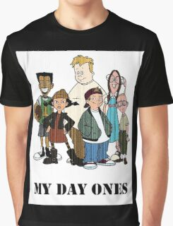 MY DAY ONES Graphic T-Shirt