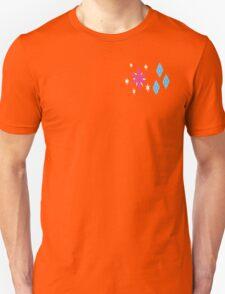 My little Pony - Twilight Sparkle + Rarity Cutie Mark V3 T-Shirt