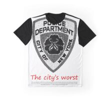 The City's Worst Graphic T-Shirt
