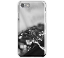 G# Black and White iPhone Case/Skin